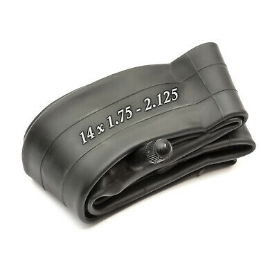 Bicycle Bike Cycle 14'' Inner Tube 1.75-2.125-14 Straight Valve 1.75x14 2.125x14