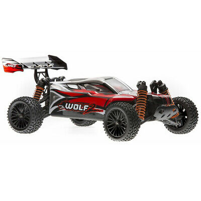 DHK Hobby 1/10 Wolf 2 Buggy 4WD RTR w/ Radio/Receiver/Battery & Charger 8138