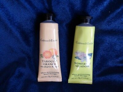 Crabtree & Evelyn Hand Cream Tarocco Orange Somerset Meadow