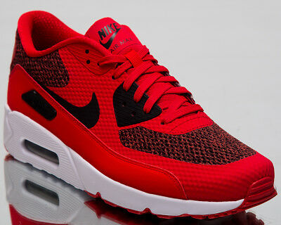 6dc1aa9441 Nike Air Max 90 Ultra 2.0 Essential Lifestyle Shoes University Red 875695 -604
