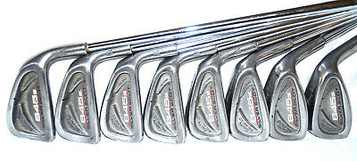 Tommy Armour 845s Silver Scot Irons (3-PW) Set Stiff Tour Step Steel Right Hand