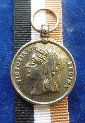 A Miniature Central Africa Medal