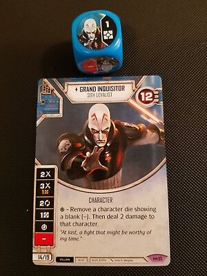 Star Wars Destiny #11 Grand Inquisitor - Empire at War - Legendary