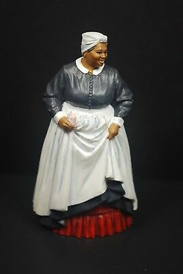 Gone With The Wind Mammy Figurine 1990 Franklin Mint Figure