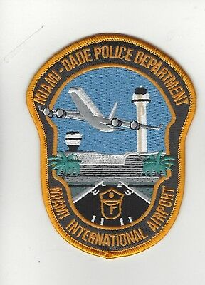 Miami-Dade Police Miami International Airport RESTRICTED SALE