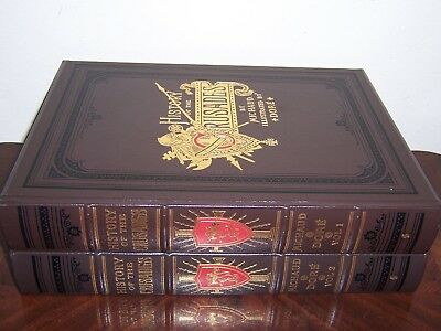 Easton Press Joseph-Francois Michaud HISTORY OF THE CRUSADES 2 vols Gustave Doré