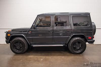 2000 Mercedes-Benz G-Class G500 2000 Mercedes-Benz G-Class G500 Brabus! 2 Owners! All Records! California Car!