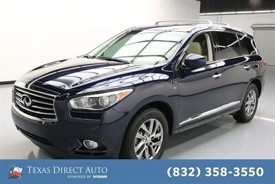 2015 Infiniti QX60  Texas Direct Auto 2015 Used 3.5L V6 24V Automatic FWD SUV Premium
