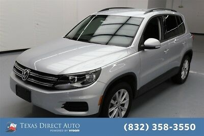 2017 Volkswagen Tiguan 2.0T Limited S 4dr SUV Texas Direct Auto 2017 2.0T Limited S 4dr SUV Used Turbo 2L I4 16V Automatic FWD