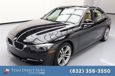 2015 BMW 328 328i Texas Direct Auto 2015 328i Used Turbo 2L I4 16V Automatic RWD Sedan Premium