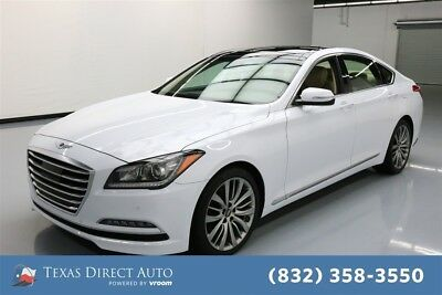 2015 Hyundai Genesis 5.0L Texas Direct Auto 2015 5.0L Used 5L V8 32V Automatic RWD Sedan Premium