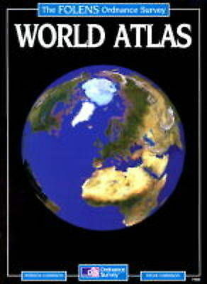 Folens/Ordnance Survey World Atlas, Harrison, Steve, Harrison, Patricia, Very Go