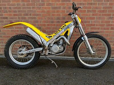 Gas Gas 160 JTR trials motorcycle bike
