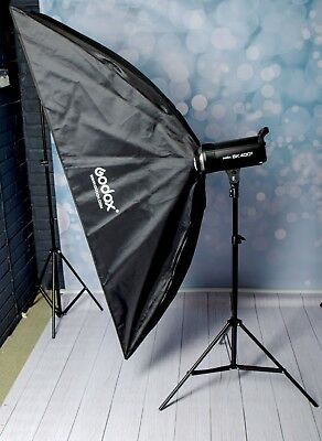 Godox SK400II 400Ws kit two flash light