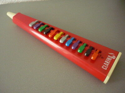 vintage CLARINA 12 MELODICA Made in Germany 1960