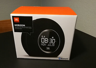 JBL Horizon Bluetooth Radiowecker, neu, OVP