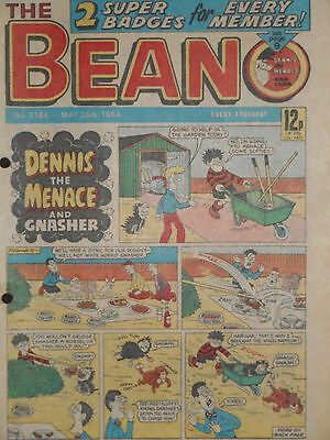 The Beano Comic 26th May 1984 (Issue 2184)