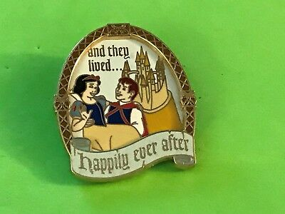 Disney 2004 Happy Ever After- Snow White   Pin-Pins
