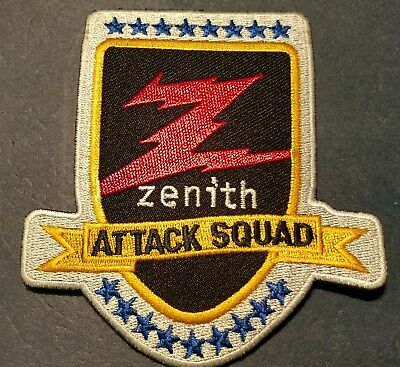 Unknown patch with ZENITH ATTACK SQUAD