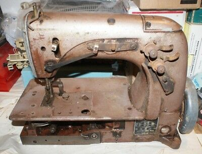 Union Special 51200 BY one needle 2 thread sewing machine HEAD ONLY! CHEAP!!