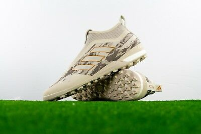low priced a7624 72740 2018 ADIDAS x PAUL POGBA Ace 17+ TR Primknit Clear Brown (CM7915) Size