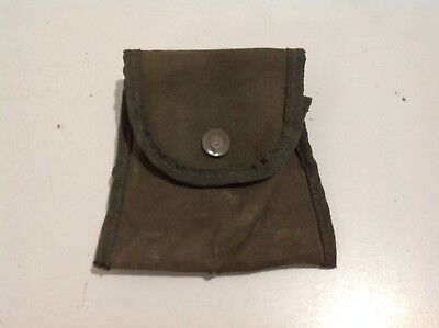 Pouch FAD Vietnam War era-Australian-surplus-1965-broad arrow.