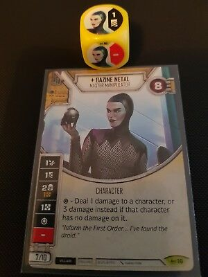 Star Wars Destiny #16 Bazine Netal - Empire at War