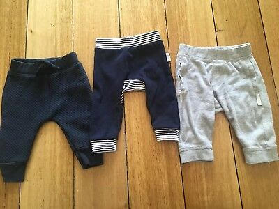 Baby Boy Pants Size 3-6 Months 00 Country Road Purebaby