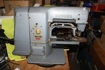 Singer industrial model 269W-26 sewing machine CHEAP!!