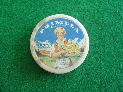 Vintage 60's Primula cheese pack/grocery/retro/dairy