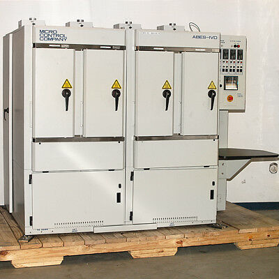 Micro Control Company ABES IVD Burn-In/Environmental Test System 16 Board Slots