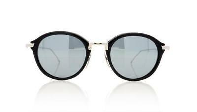 598d45128b1 THOM BROWNE SUNGLASSES Navy   18k Yellow Gold TB-711 52 MM -  400.00 ...