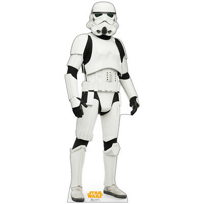 STORMTROOPER Solo: A Star Wars Story CARDBOARD CUTOUT Standup Standee Poster