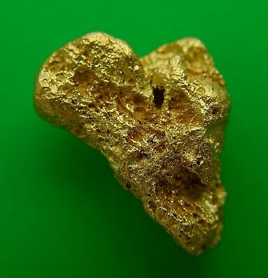 Gold Nugget  6.04 gms. High Purity / Australian / Natural / Gold Nuggets