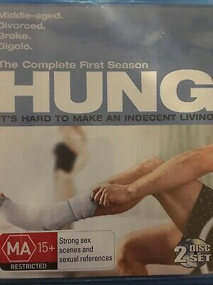 HUNG - Season 1 2 x Disc BLURAY Set Great Condition! Complete First Series One