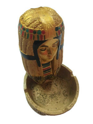 Egyptian Pharaonic Antiques Egyptian Antiques, hand-Made an ashtray, فرعون ,مصر