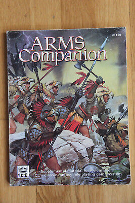 ICE - Rolemaster Arms Companion (1993)
