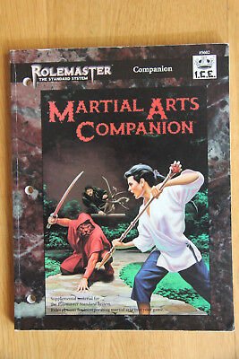 ICE - Rolemaster Martial Arts Companion (1997)