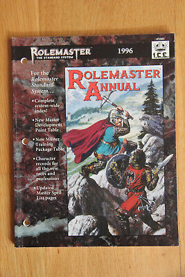 ICE - Rolemaster Annual 1996 (1997)