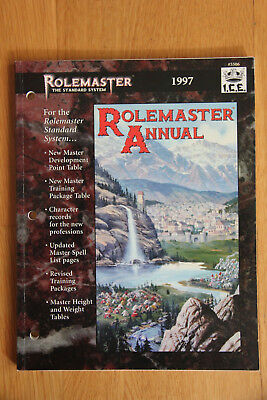 ICE - Rolemaster Annual 1997 (1997)