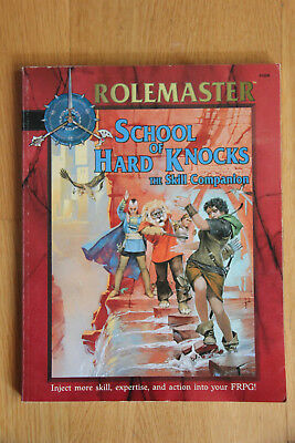 ICE - Rolemaster School of Hard Knocks - The Skill Companion (1995, 2000)