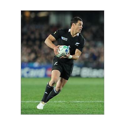 "10""x8"" (25x20cm) Print of Dan Carter from"
