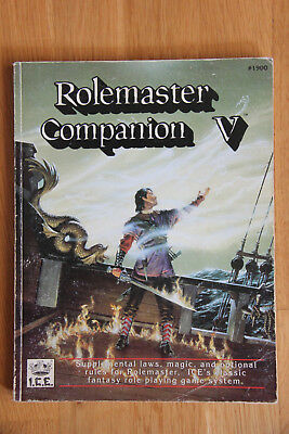ICE - Rolemaster Companion V (1991)