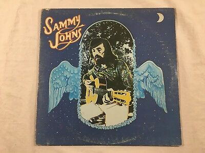 Vinyl Schallplatte LP - Sammy Johns - Sammy Johns - GA 5003