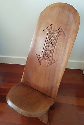 Chaise à palabres / Chaise Africaine