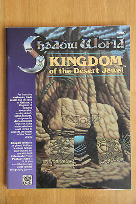 ICE - Rolemaster Shadow World: Kingdom of the Desert Jewel (1989)