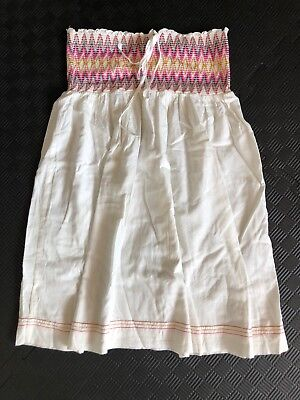 French Connection Women's Knee Length Skirt Lined Sz 10 Wear as Dress/Top? EUC
