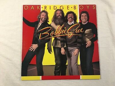 Vinyl Schallplatte LP - Oak Ridge Boys - Bobbie Sue - MCA-5294