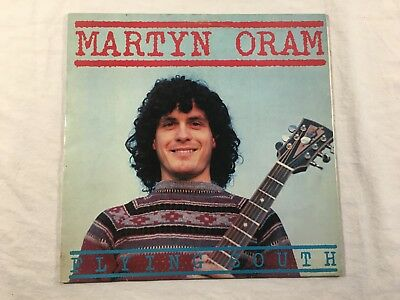 Vinyl Schallplatte LP - Martyn Oram - Flying South - 81002