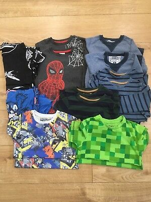 Twin Boy Clothes Bundle Aged 5-6